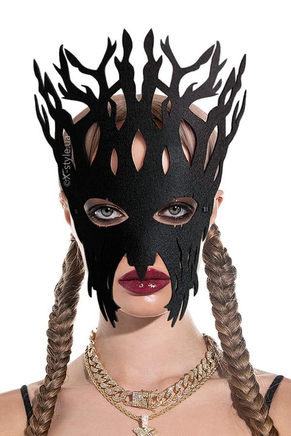 Карнавальная маска Dark Forest, 3