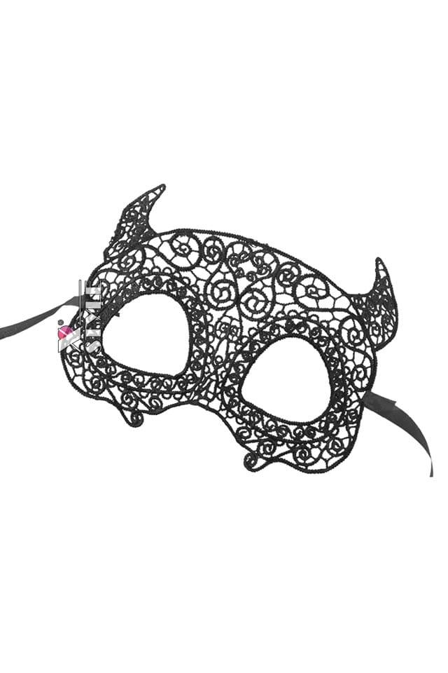 Ажурная маска Демон Artistic, 3