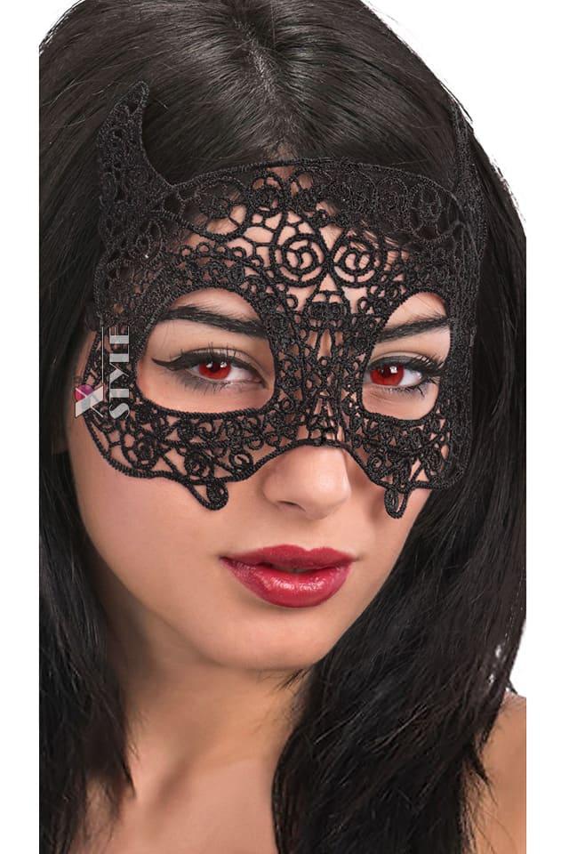 Ажурная маска Демон Artistic