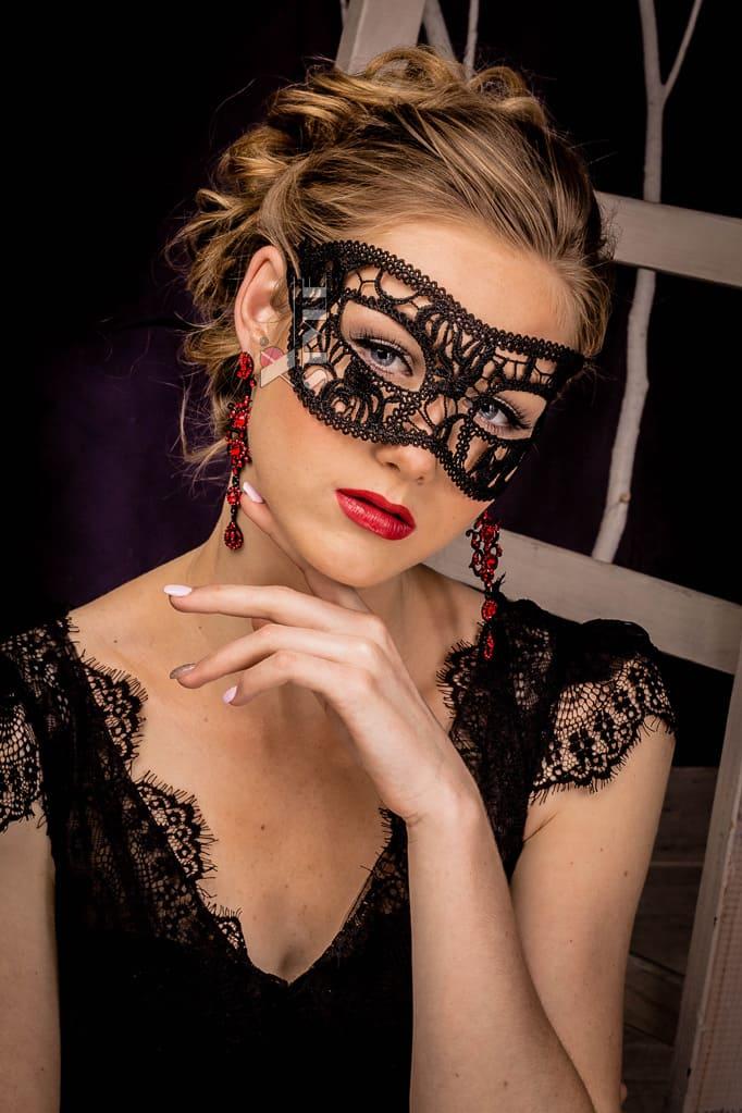 Ажурная маска Artistic Domini, 5