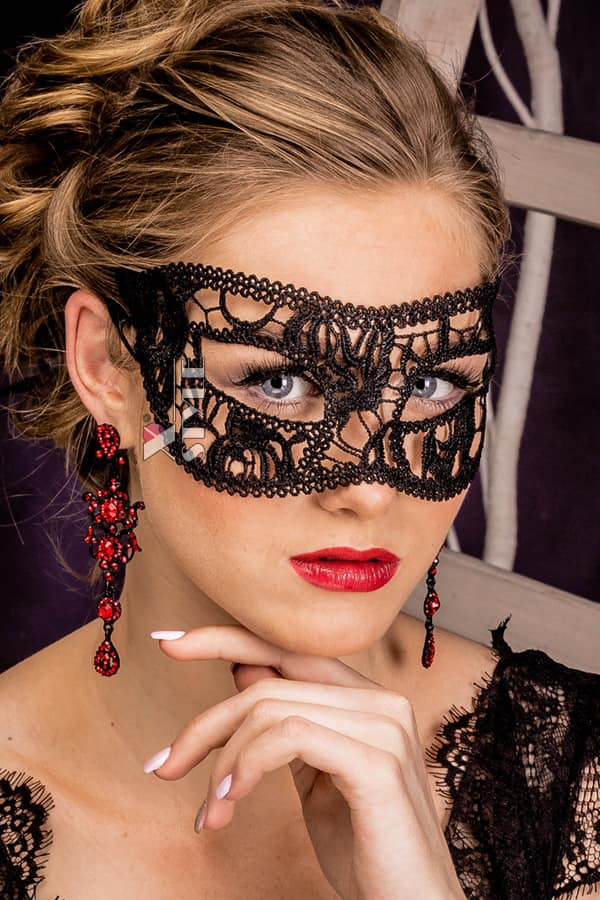 Ажурная маска Artistic Domini, 3