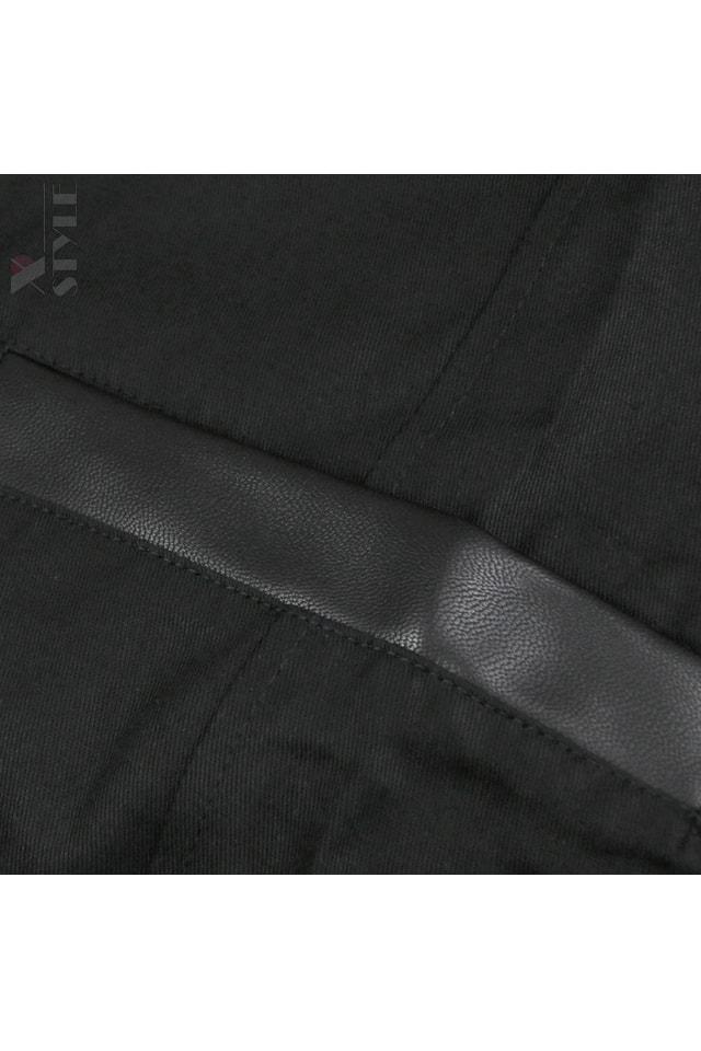 Мужской жилет с застежкой на крючках CC006, 7