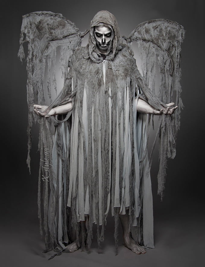Костюм Angel of Death, 11
