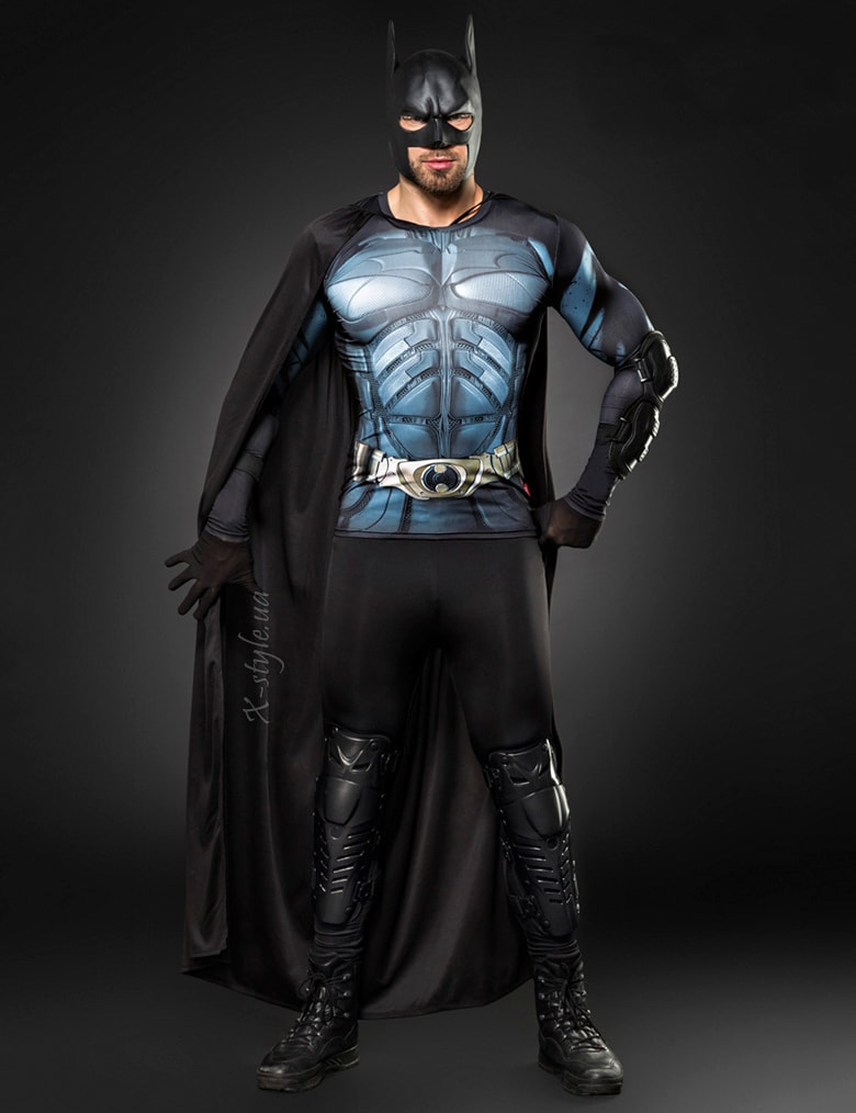 Мужской костюм Batman M1004, 3