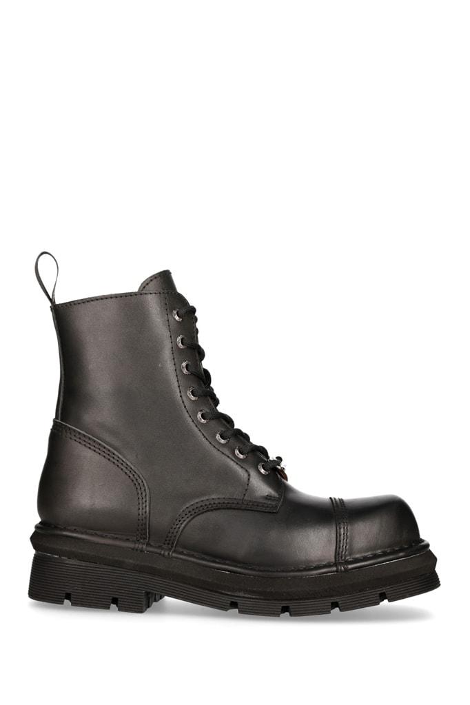 Ботинки из натуральной кожи NOMADA PLANING, 13