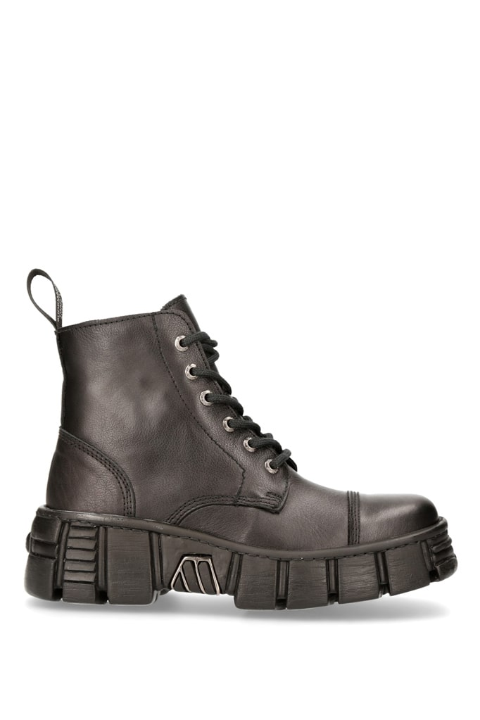 Кожаные ботинки New Rock WALL005, 3
