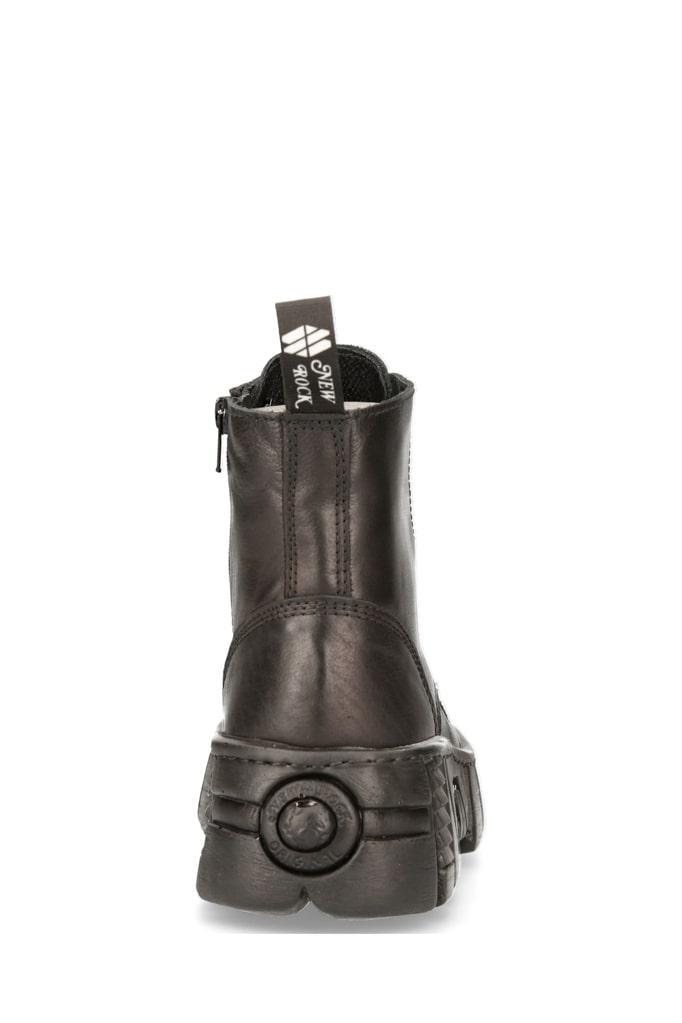 Кожаные ботинки New Rock WALL005, 7