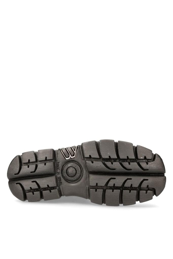 Кожаные ботинки New Rock WALL005, 11