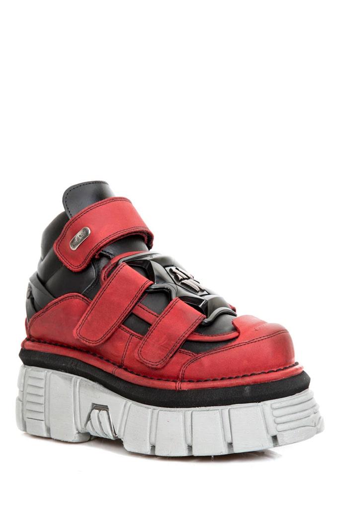 Ботинки кожаные ALASKA ROJO 285-S39, 3