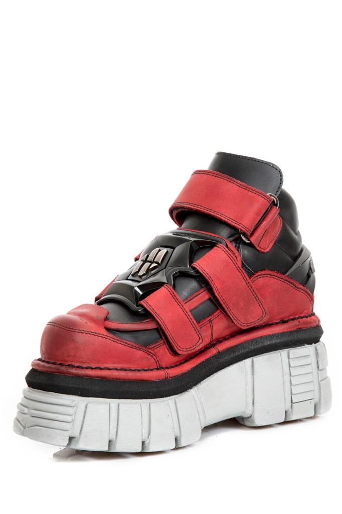 Ботинки кожаные ALASKA ROJO 285-S39, 7