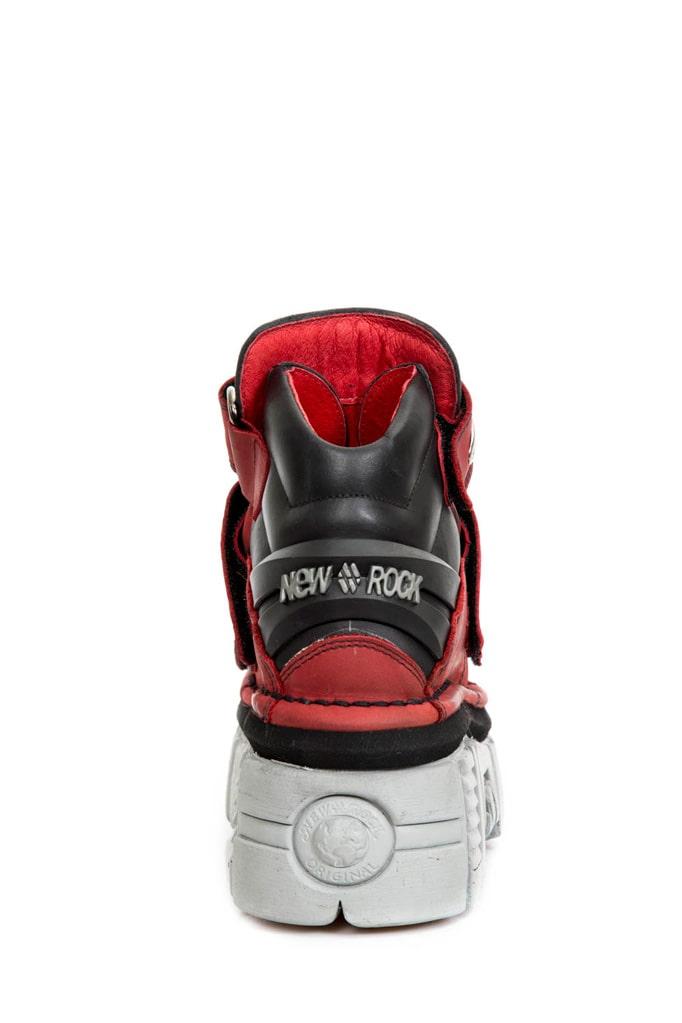 Ботинки кожаные ALASKA ROJO 285-S39, 11