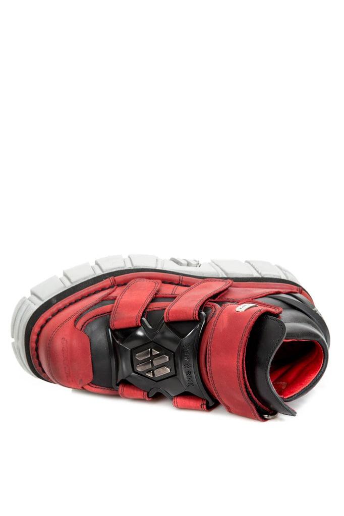 Ботинки кожаные ALASKA ROJO 285-S39, 9