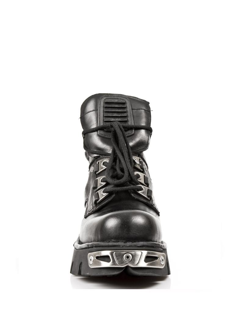 Ботинки с тиснением мужские, 9
