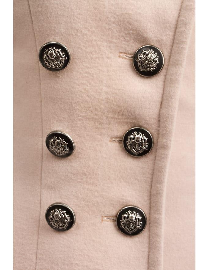 Длинное кашемировое пальто X5062, 11
