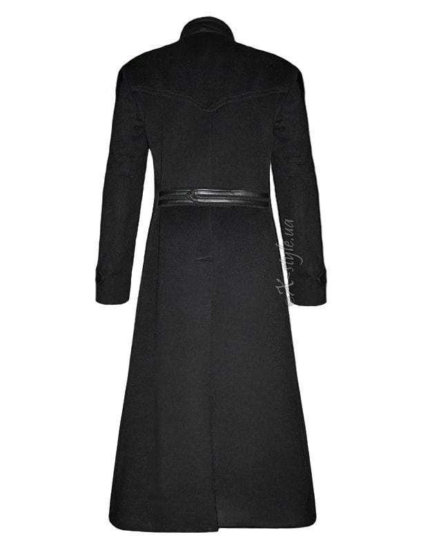 Длинное мужское пальто, 5