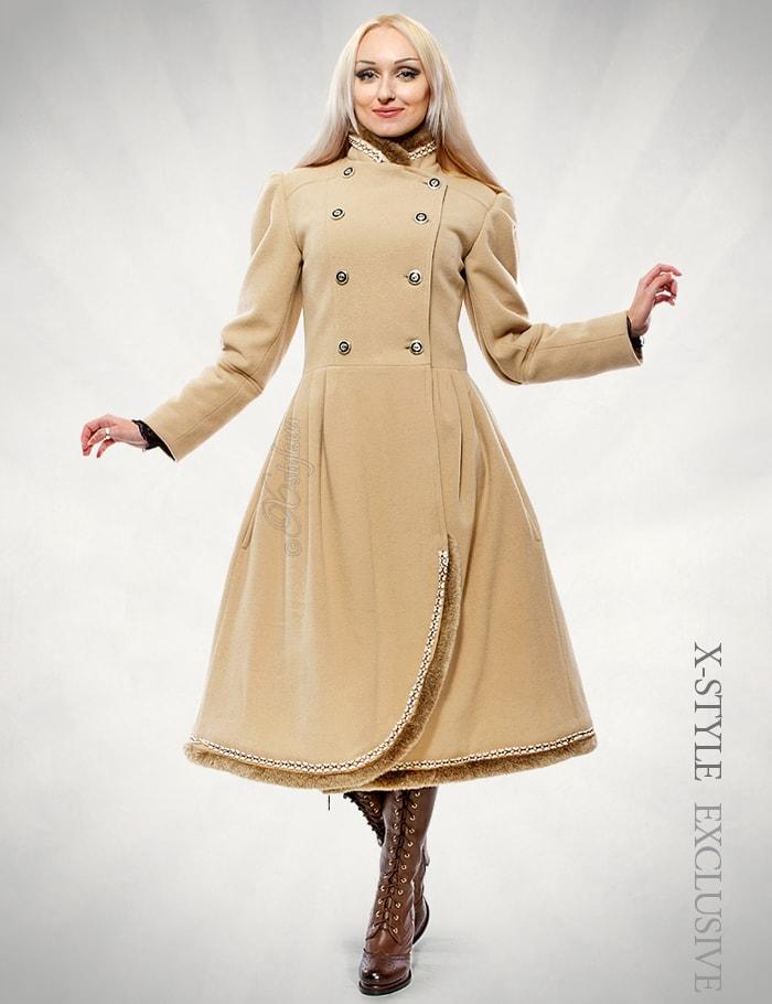 Женское кашемировое пальто X-Style, 7