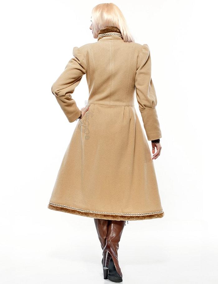 Женское кашемировое пальто X-Style, 3