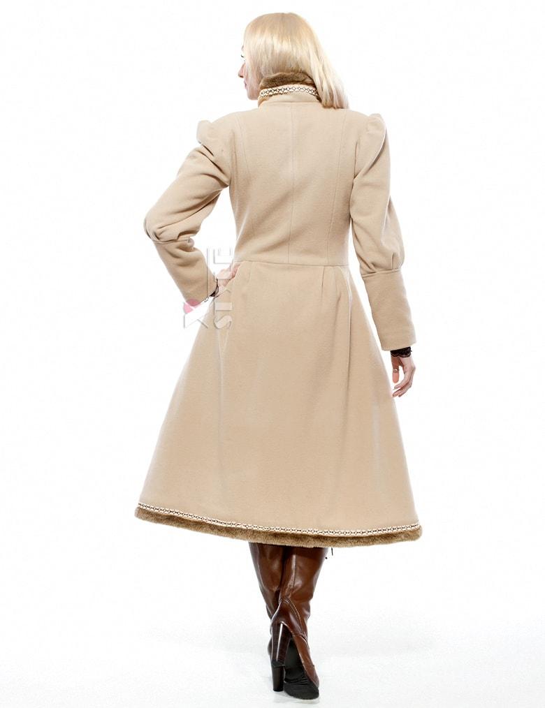 Женское зимнее кашемировое пальто X-Style, 3