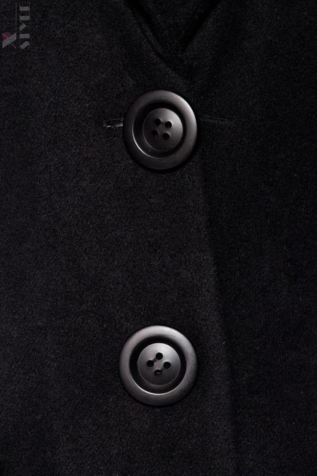 Винтажное длинное пальто из шерсти Belsira, 7