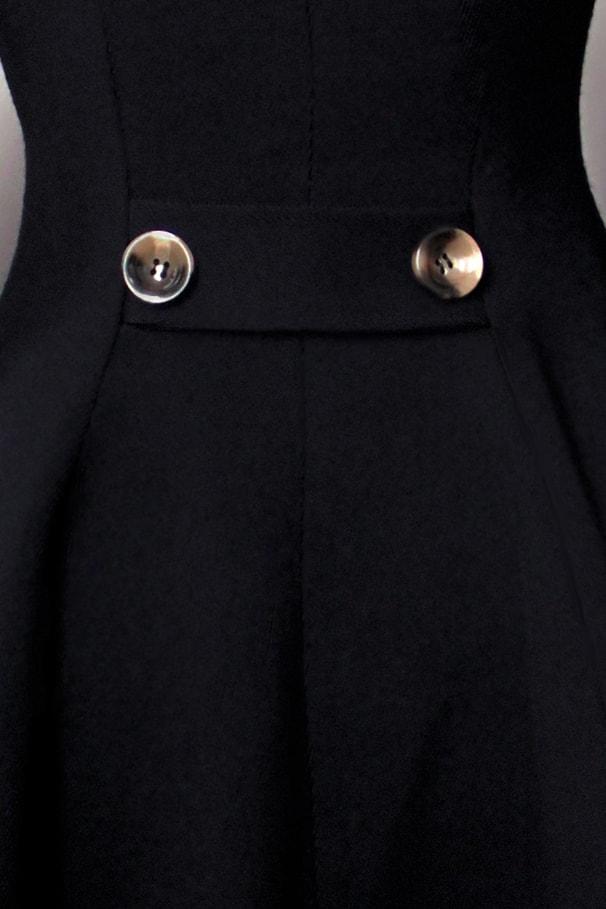 Пальто зимнее с капюшоном (100% шерсть), 5