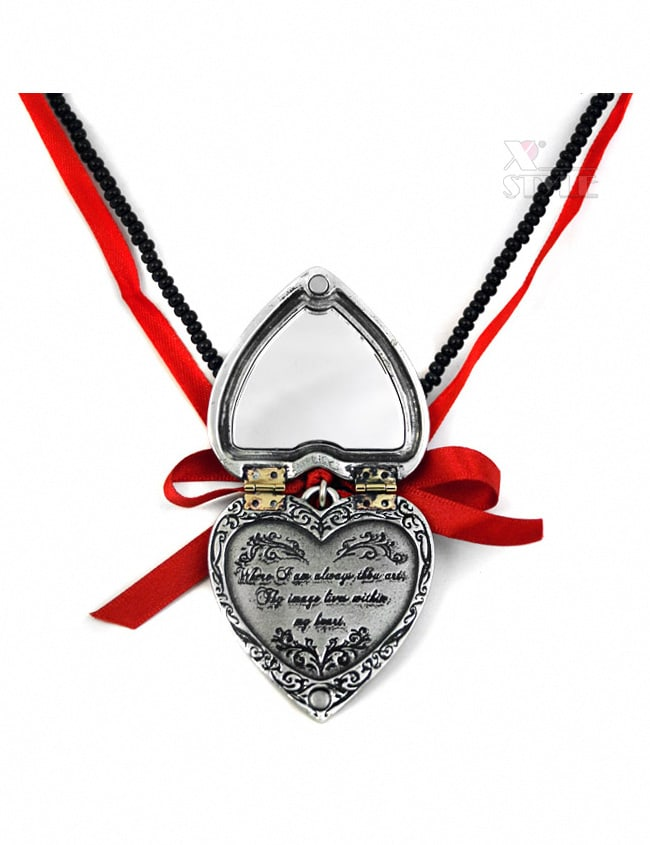 Медальон The Reliquary Heart Locket, 5