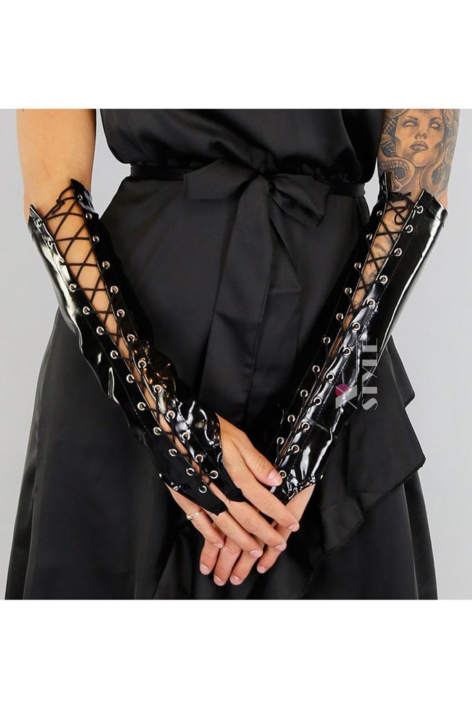 Перчатки под латекс Cosplay Couture, 3