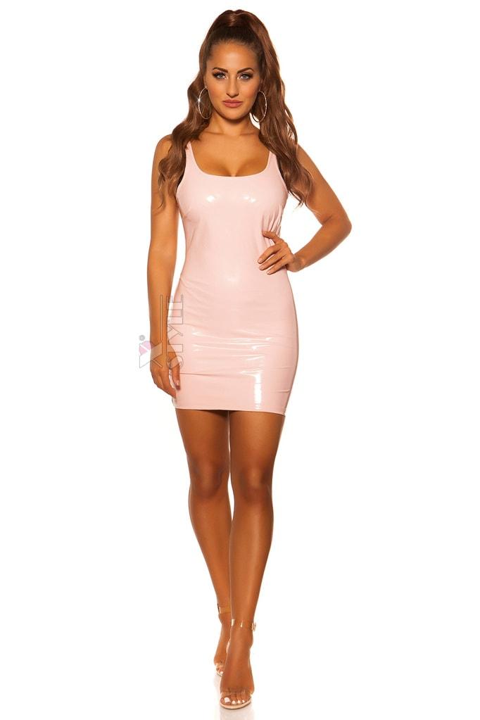 Платье под латекс KC5444, 5