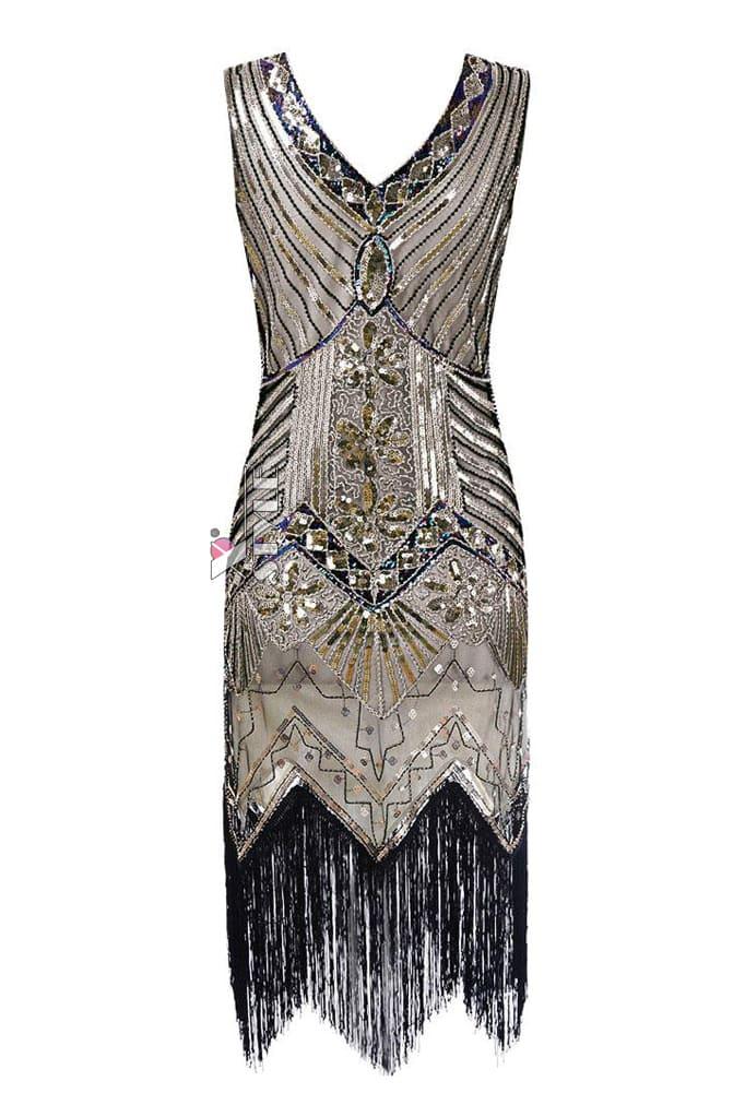 Платье в стиле Гэтсби XC5300, 11