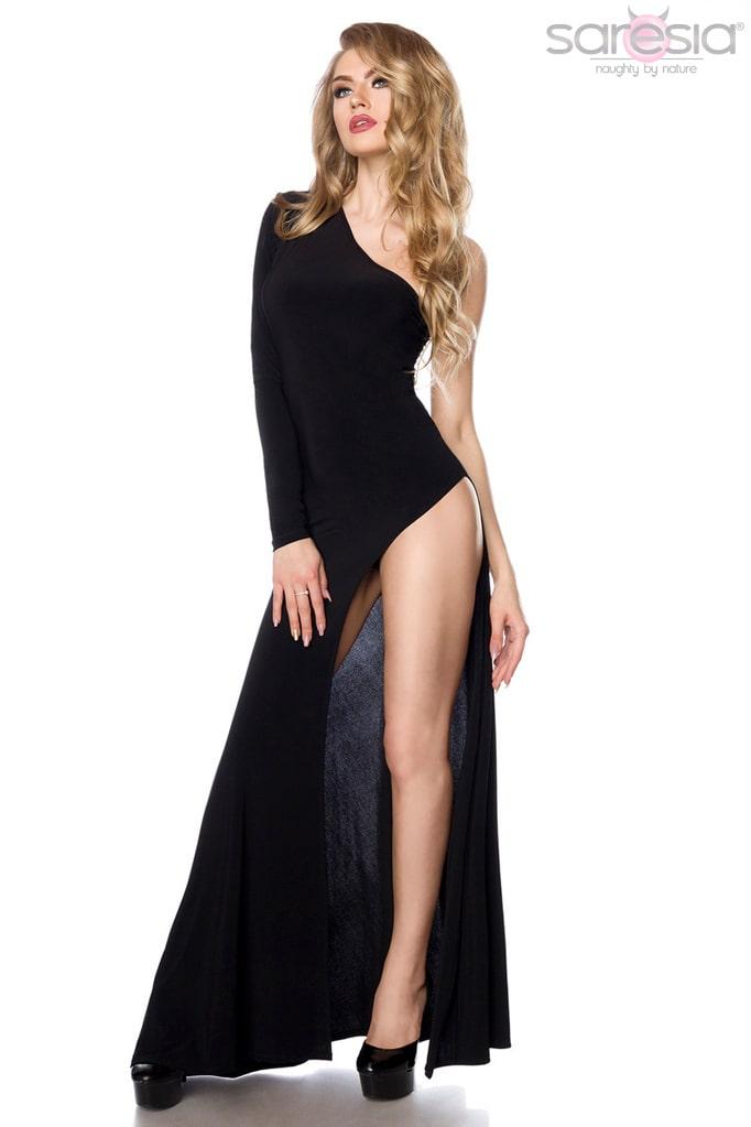 Платье с глубоким разрезом Saresia, 7