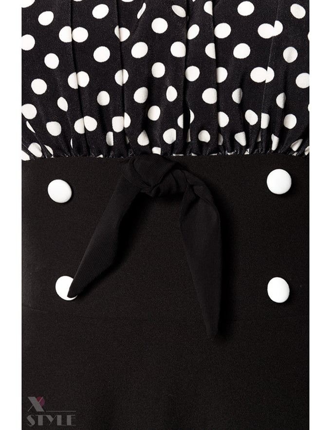 Платье с присборенным лифом Belsira, 9