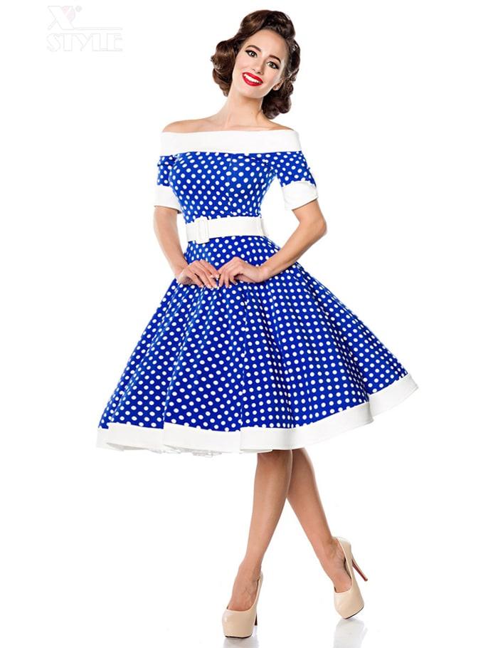 Платье Rockabilly с поясом Belsira, 7