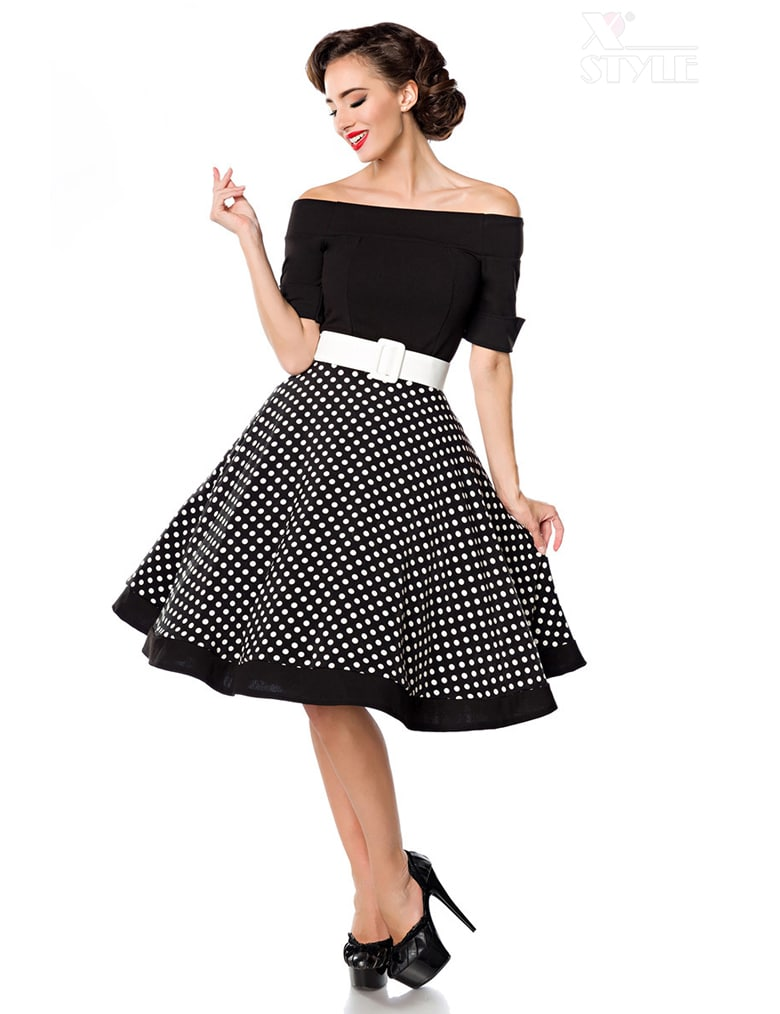 Платье в Ретро-стиле Belsira, 9