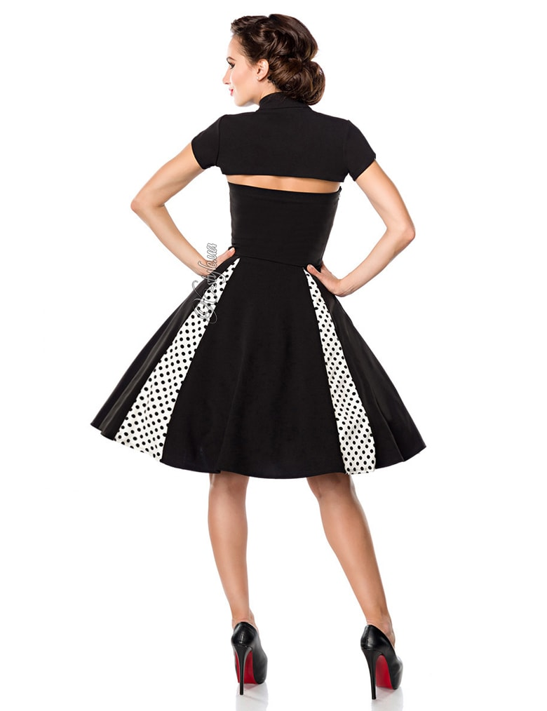 Винтажное платье с болеро Belsira, 5