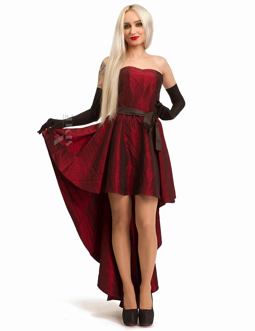 Платье со шлейфом XT5274, 5
