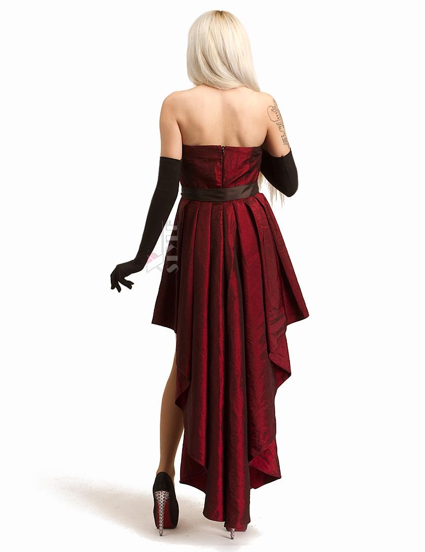 Платье со шлейфом XT5274, 9