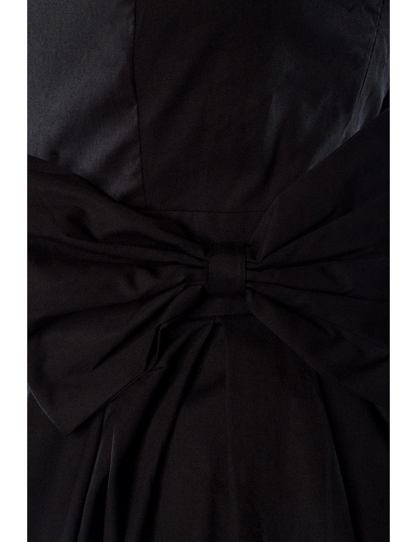 Черное платье Рокабилли AN5294, 5