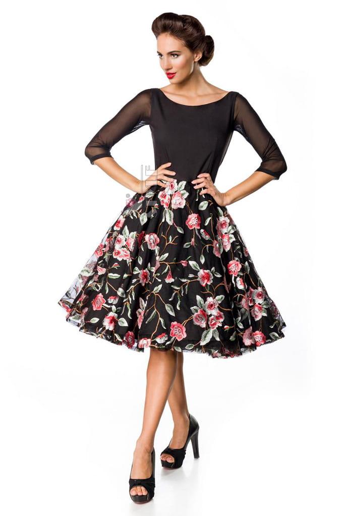 Винтажное вечернее платье Belsira, 7