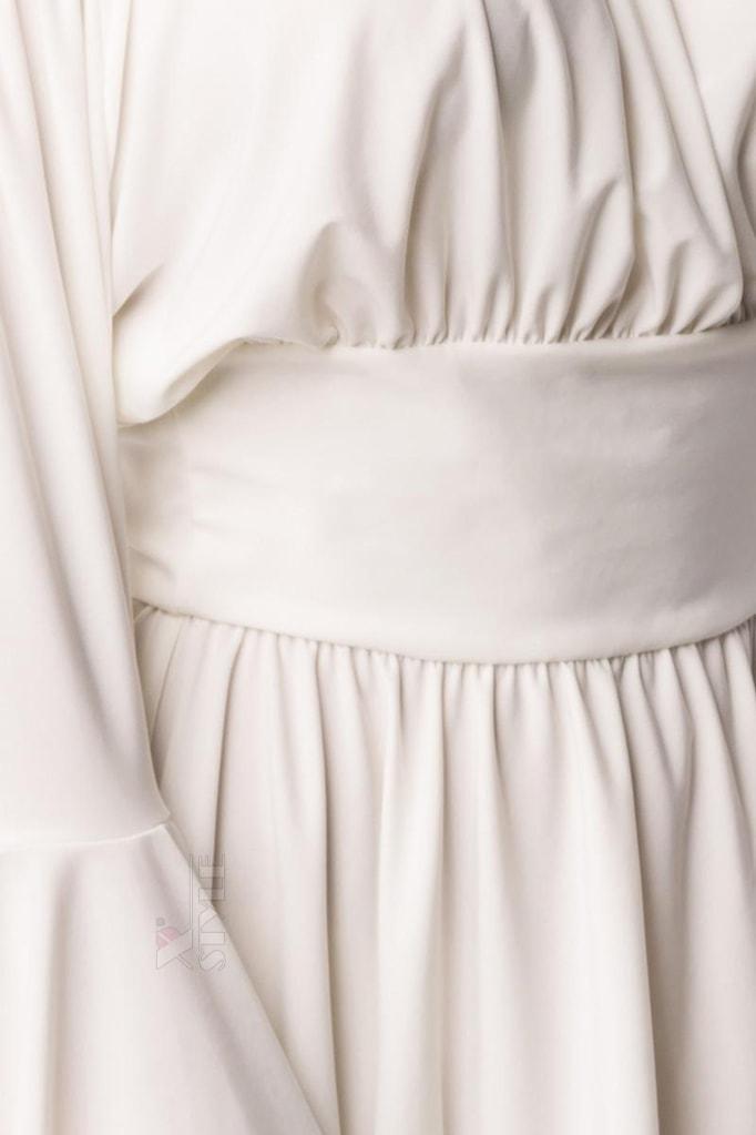 Белое платье-туника Amynetti, 5