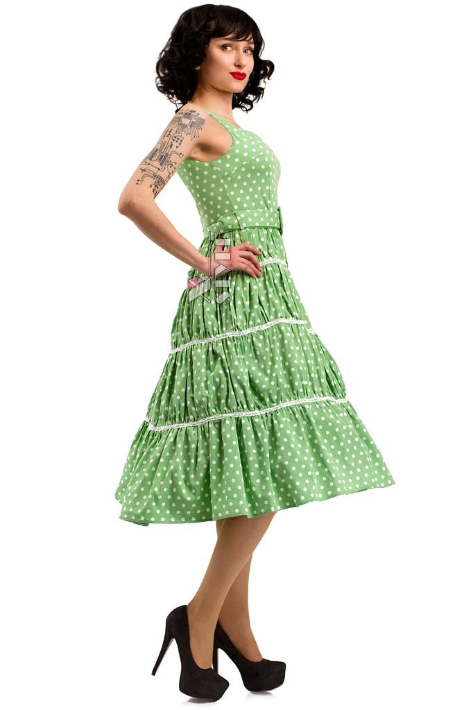 Летнее платье Pin-Up X5351, 5
