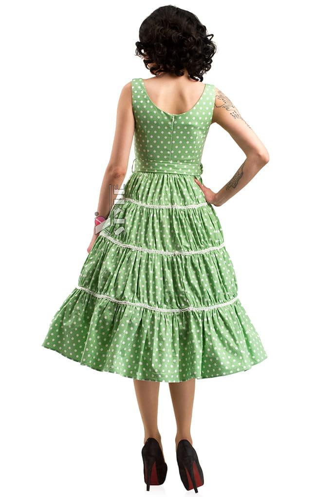 Летнее платье Pin-Up X5351, 7