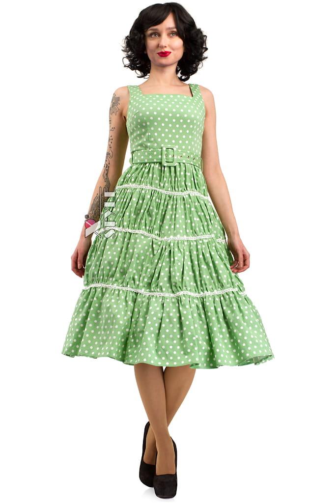 Летнее платье Pin-Up X5351, 3