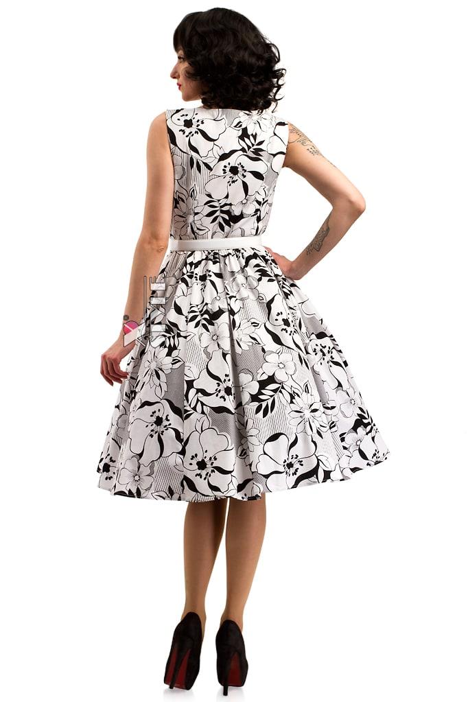 Платье Pin-Up с поясом X-Style, 3
