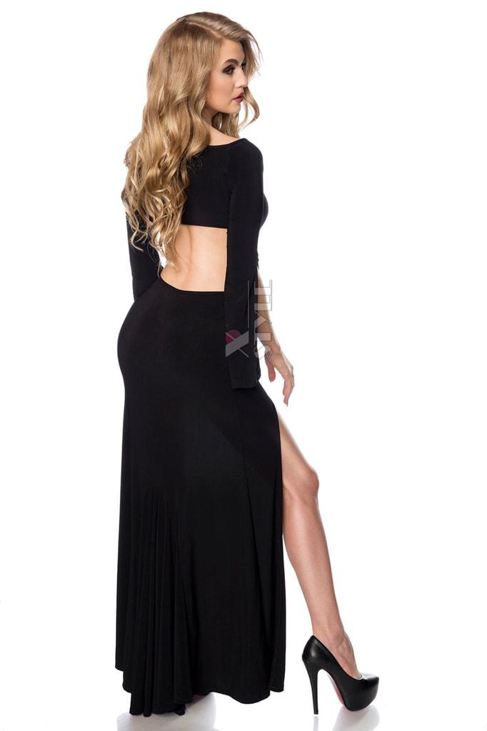 Платье с открытой спиной S7153, 7