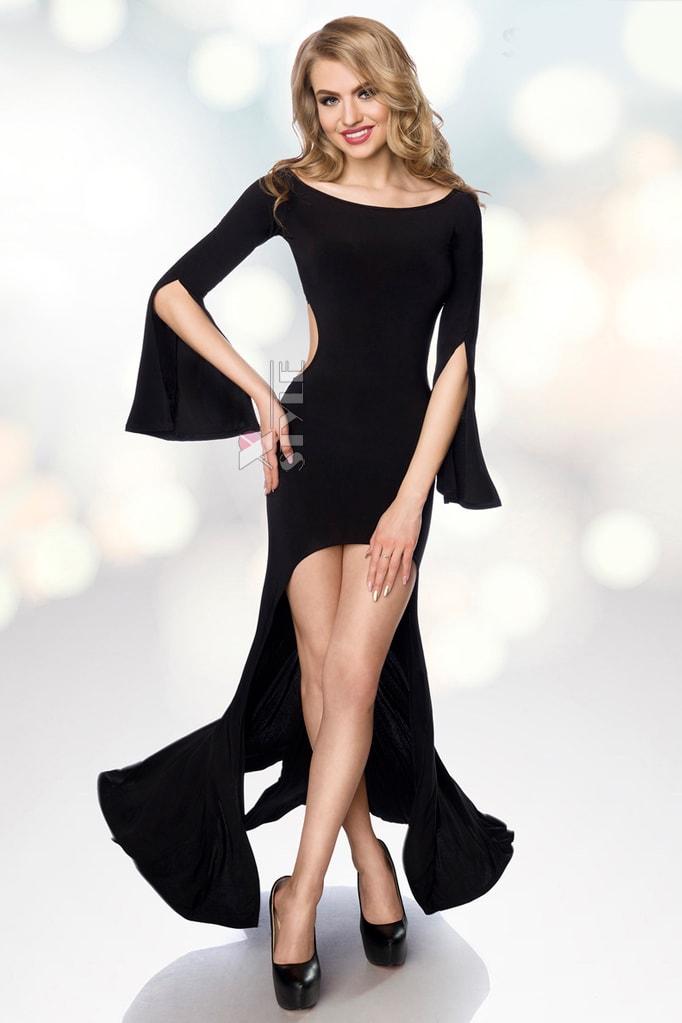 Платье с открытой спиной S7153, 3