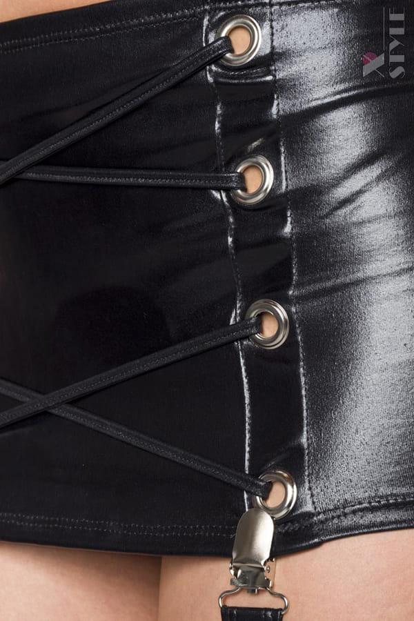 Сексуальный комплект со шнуровками S199, 9