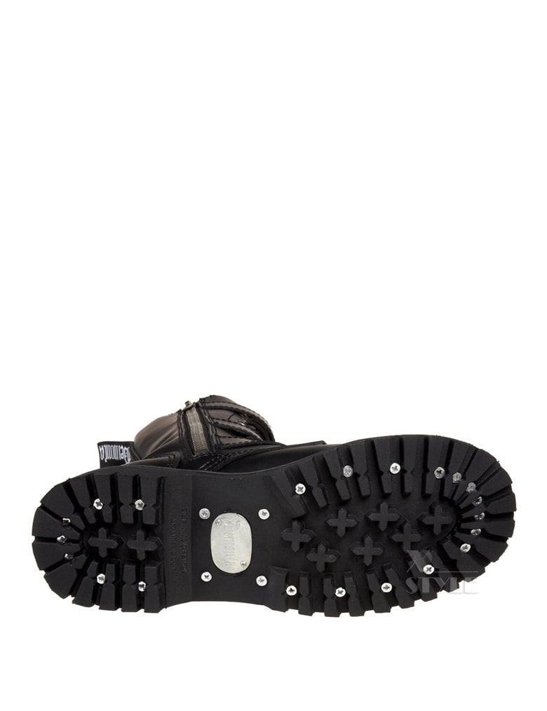 Кожаные ботинки Riot-12, 9