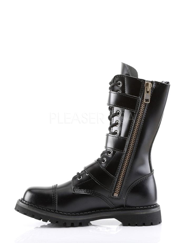 Кожаные ботинки Riot-12, 3