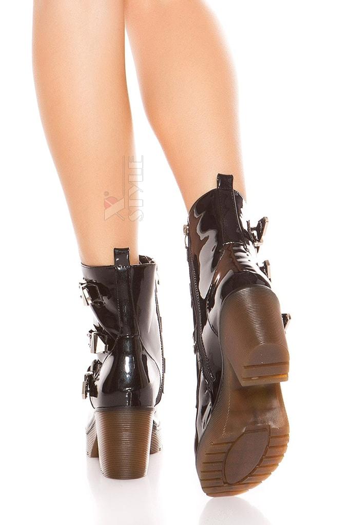 Ботинки женские с полиуретановыми подошвами MF10047, 9