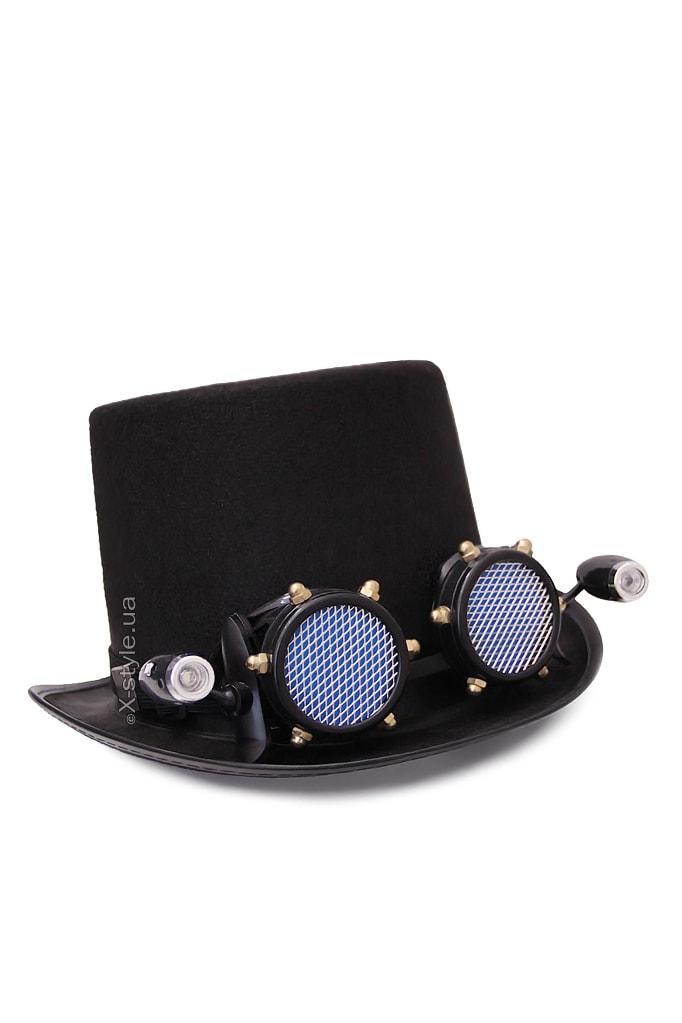 Черные гогглы с подсветкой I5103, 3