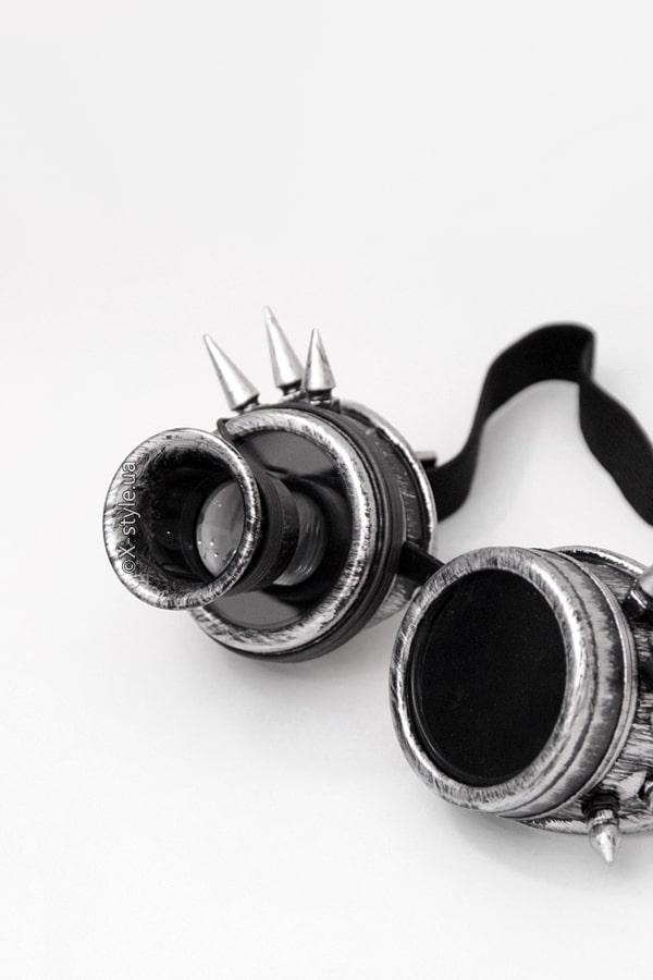 Гогглы с шипами и монокуляром XA5106, 7